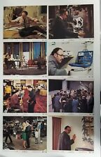 Rare 1974 The Conversation Color Movie Still Photos 8x10 Set Of 8 Gene Hackman