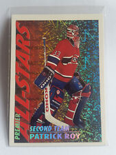 1994-95 Topps Premier Special Effects #125 Patrick Roy : Montreal Canadiens