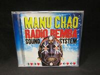 Manu Chao - Radio Bemba Sound System - NM - NEW CASE!!!