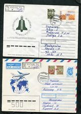 LOT OF 10 COVERS , TATARSTAN LOCALS