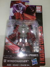 New Transformers Hasbro Power of the Primes Legends Class Windcharger in stock