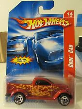 Hot Wheels Dodge Power Wagon Code Car Red
