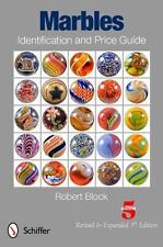 Marbles Identification And Price Guide: By Robert Block