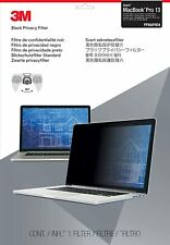 """3M Black Privacy Filter for 13"""" Macbook Pro"""