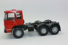 Road Kings RK180053 Man F7 16.304 3achs Black Red Tractor 1:18 New IN Boxed