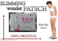 SOSO SLIMMING WONDER PATSCH 5 Stück