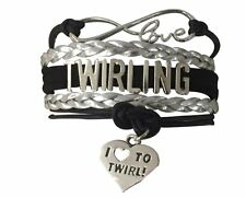 Girls Twirling Jewelry - Twirling Bracelet- Perfect Gift For Baton Twirler