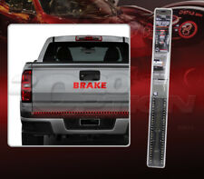 BULLY FIRE STRIP FLEXIBLE LED BRAKE LIGHT BAR CUT-TO-FIT DESIGN RED FLS-1101