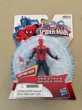Ultimate Spider-Man Marvel Web-Strike Spider-Man Action Figure
