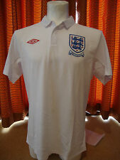 """England 2010 Home Shirt by Umbro - Limited Edition South Africa - BNWT 42"""" Chest"""