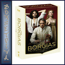 THE BORGIAS - COMPLETE SEASONS 1 2 & 3  **BRAND NEW DVD BOXSET **