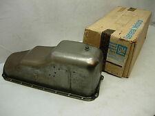 1957 - 62 CORVETTE 1ST DESIGN GM NOS OIL PAN #359937 TRAP DOOR CORRECT NCRS NEW