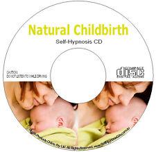 Natural Childbirth Hypnobirthing Hypnosis Audio CD - Pregnancy Birth Relaxation
