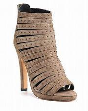 Dolce Vita NIB $189   Strappy Suede Pumps 10  High heels