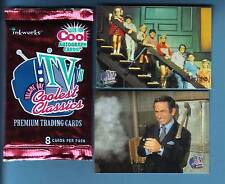 TV's Coolest Classics Trading Cards Pack BRADY BUNCH, Hogan's Heroes, Get Smart