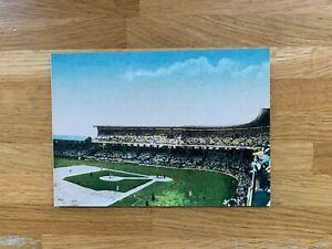 USA US 2001 POSTAL CARD MINT BASEBALL STADIUMS COMISKEY PARK CHICAGO