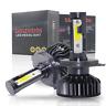 360W H4/9003/HB2 LED Faros Del Coche Kit De Conversion De Bombilla 6500K Blanco