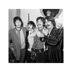 The Beatles - Press Launch of Sgt. Pepper's Lonely Hearts Club Band 1967 Print