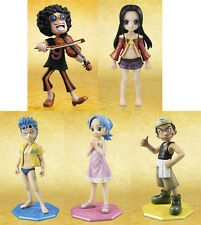 One Piece 5 Childhood Excellent Model Mild P.O.P. Figures