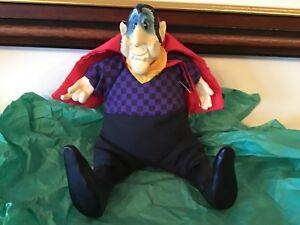Russ Berrie Halloween figure DRACULA Vampire by Kathleen Kelly Critter Factory