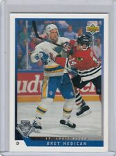 2019-20 UPPER DECK 30TH ANNIVERSARY BUYBACKS 93-94 BRET HEDICAN 1/1