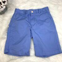 "Men's Vineyard Vines Blue Breaker Shorts Size 28 Inseam 9"""