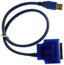 """M-ware® USB3.0 zu SATA 4,6cm (1,8"""") 7+9pin SSD HDD Adapterkabel PA5027 ID13397"""