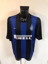 Maillot Foot Ancien Inter Milan Taille XL