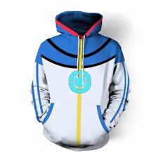 POKEMON GO Ash Ketchum Costumes Cosplay POKEMON 3D Full Print Hoodies Sweatshirt