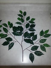 Artificial Ficus Tree Branch 42 leaves per branch