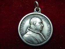 Jolie ancienne médaille Joanne XXIII
