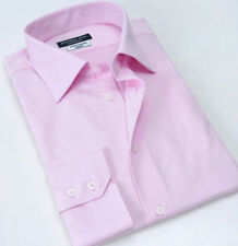 Double Cuff Regular 40 in. Chest Formal Shirts for Men