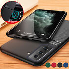 Magnetic Case For Samsung S21 Plus S20 FE 5G Note 20 Ultra S10 Heavy Duty Cover