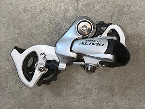 Shimano Alivio 7-8 Speed Rear derailleur RD-M410