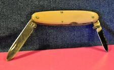 """""""M W Rostfrei""""    German  Pocket  Knife  c.1940's"""