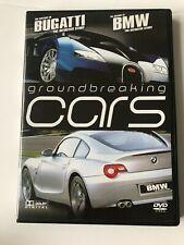 The History Groundbreaking Cars DVD Bugatti BMW Show On Cars