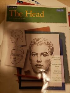 Drawing the Head #197 1990's Walter T. Foster