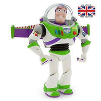 Buzz Lightyear Toy Story Action Figure Sound Flash Talking Kid Movable Toys Boys