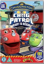 Chuggington: Chug Patrol Ready to Rescue [DVD]