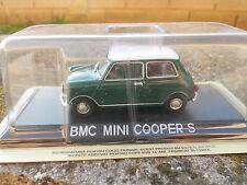 BMC MINI COOPER S - SCALA 1/43
