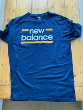 BNWOT NEW BALANCE NAVY BLUE  T-SHIRT - SIZE EXTRA LARGE / XL - GRAB A BARGAIN!!!