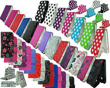NEW LEATHER FLIP WALLET PHONE CASE COVER POUCH FOR SAMSUNG GALAXY ACE STYLE G310