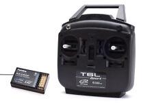 Transmisor Futaba T6L Sport 2.4GHz T-FHSS y R3106GF Receptor Set 6 Canales (Reino Unido)