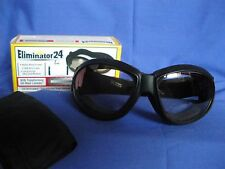 ELIMINATOR 24 photochromaticTransitional Goggles motorcycle biker sports cycling