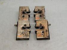 Audi 80 Type 89 B3 4x Door Lock Front Rear Left Right 125027