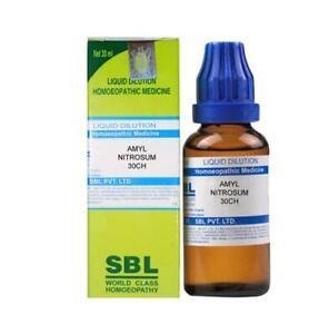 SBL Amyl Nitrosum Dilution 1000 CH 30ml