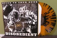 """Stick To Your Guns """"Disobedient"""" LP OOP The Story So Far Expire Terror"""
