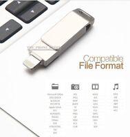 64GB i Flash Drive USB Disk OTG Memory Stick For iPhone 5 5S 5C 6S iPad iPod PC