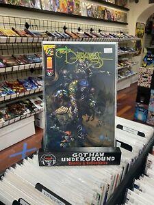 The Darkness Wizard 1/2 Vol 1 Marc Silvestri Cover Art W/ COA - Image Comics
