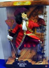 Captain Hook Disney villain Mattel doll *NRFB* Mint 1999 Ken size Barbie
